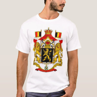 Belgian Royal Coat of Arms T-Shirt