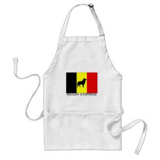 Belgian Schipperke Standard Apron