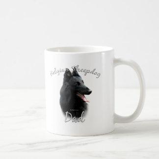 Belgian Sheepdog Dad 2 Coffee Mug