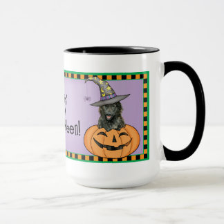 Belgian Sheepdog Halloween Mug