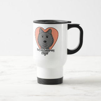 Belgian Sheepdog Lover Travel Mug