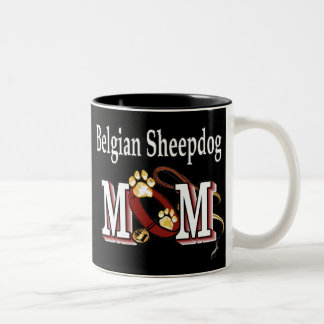 Belgian Sheepdog Mom Mug