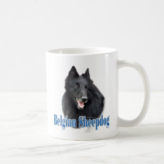 Belgian Sheepdog Name Coffee Mug