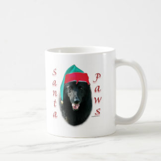 Belgian Sheepdog Santa Paws Coffee Mug