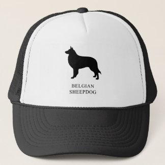 Belgian Sheepdog Trucker Hat