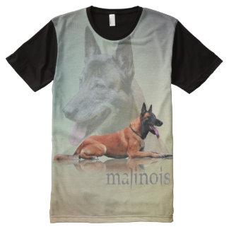 Belgian shepherd - Malinois All-Over-Print T-Shirt