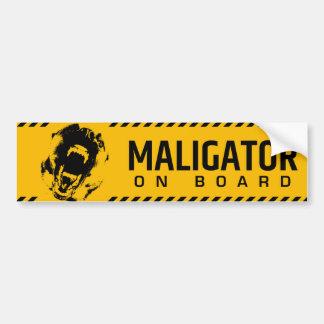 Belgian shepherd - Malinois Bumper Sticker