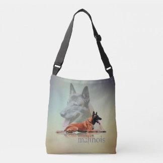 Belgian shepherd - Malinois Crossbody Bag