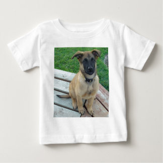Belgian Shepherd Malinois Dog Baby T-Shirt