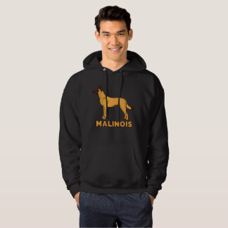Belgian shepherd - Malinois Hoodie
