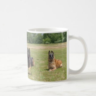 Belgian Shepherds Coffee Mug
