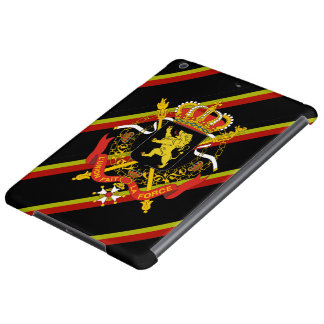 Belgian stripes flag cover for iPad air