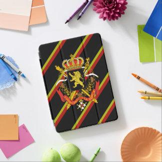 Belgian stripes flag iPad air cover