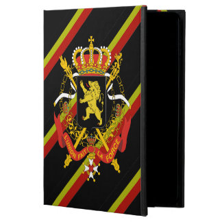 Belgian stripes flag powis iPad air 2 case