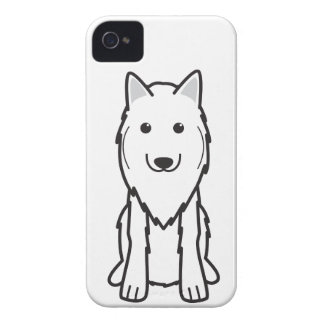 Belgian Tervuren Dog Cartoon Case-Mate iPhone 4 Cases
