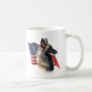 Belgian Tervuren Flag Coffee Mug