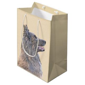 Belgian Tervuren Medium Gift Bag