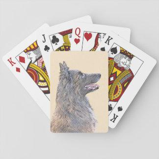 Belgian Tervuren Playing Cards