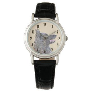 Belgian Tervuren Watch