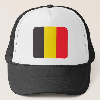 Belgian three colour of Belgium cap Trucker Hat