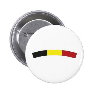 Belgique / Belgium 2 Inch Round Button