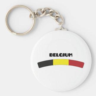 Belgique / Belgium Keychain