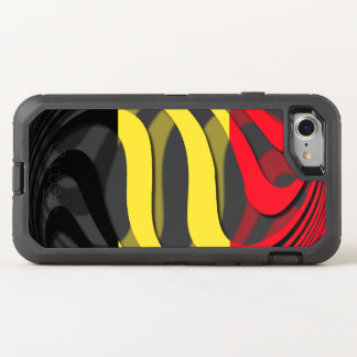 Belgium #1 OtterBox defender iPhone 8/7 case