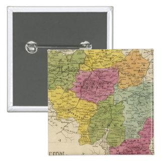 Belgium 2 2 inch square button