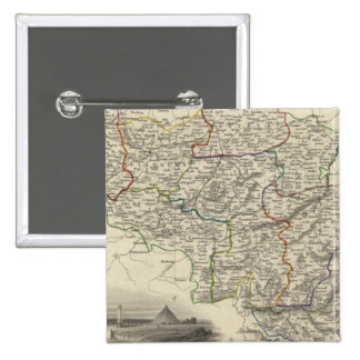 Belgium 3 2 inch square button