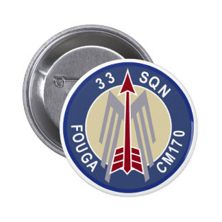 Belgium Air Force BAF Patch 33 Squadron 9 Wing Pat Buttons