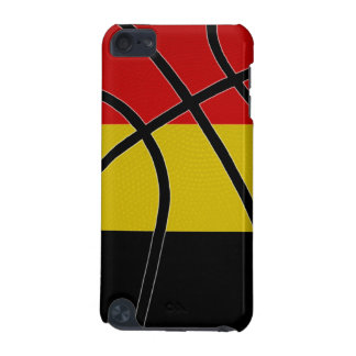 Belgium Basketball iPod Touch Case