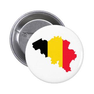 Belgium BE Pins