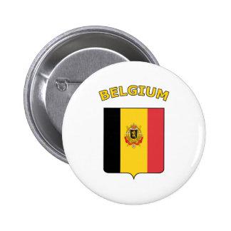 Belgium Buttons