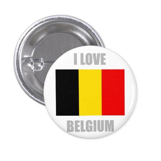 Belgium Pins