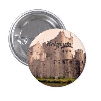 Belgium Castle Pin