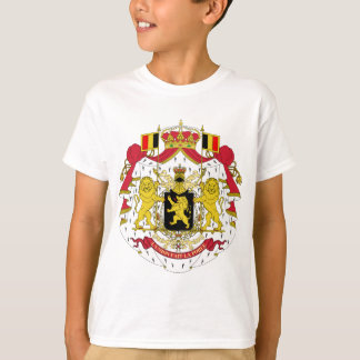 Belgium coat of arms T-Shirt