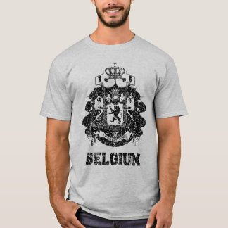 Belgium Coat of Arms T-Shirt