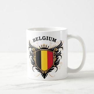 Belgium Coffee Mug