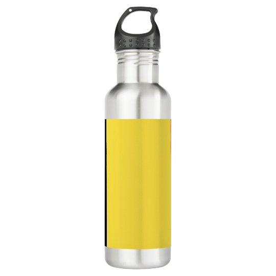 Belgium Flag 710 Ml Water Bottle