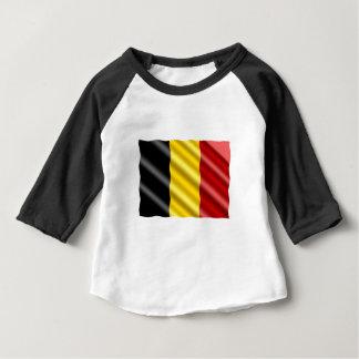 Belgium Flag Baby T-Shirt