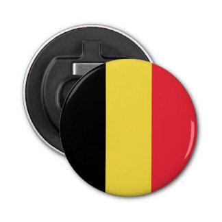Belgium Flag Bottle Opener