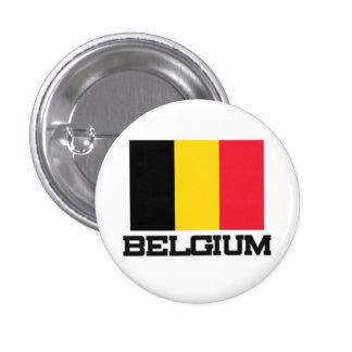 Belgium Flag Pin