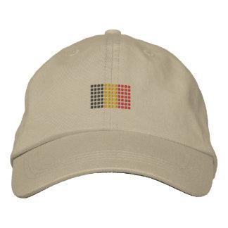 Belgium Flag Cap - Belgian Flag Hat