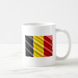 Belgium Flag Coffee Mug