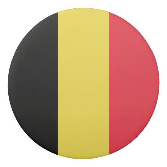 Belgium Flag Eraser