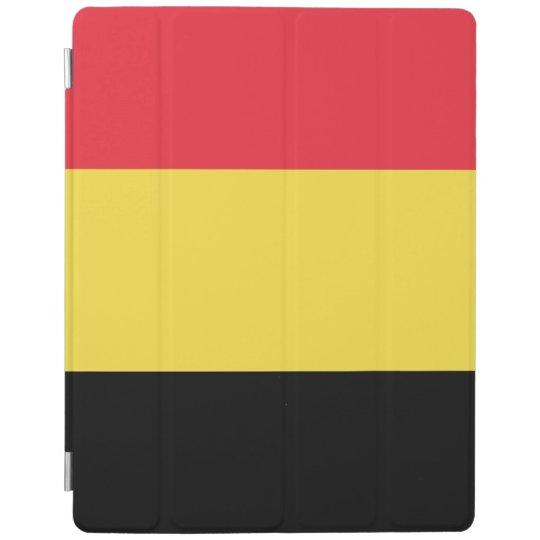 Belgium Flag iPad Cover