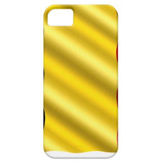 Belgium Flag iPhone 5 Covers