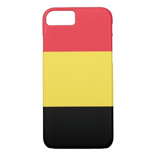 Belgium Flag iPhone 8/7 Case