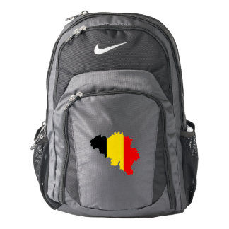 Belgium Flag/Map