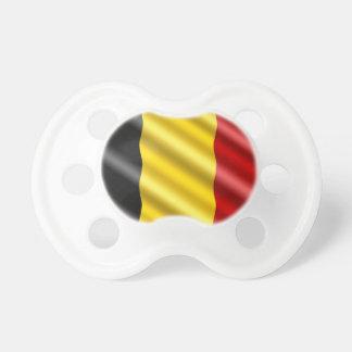 Belgium Flag Pacifier